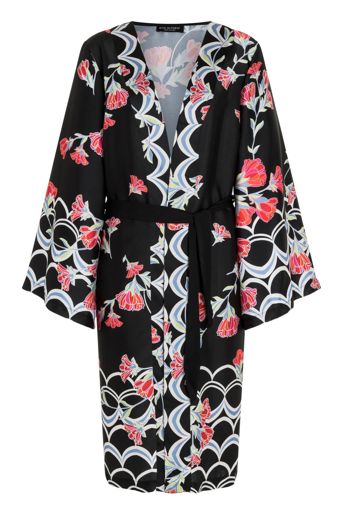 Ana Alcazar Kimono Sefoma Black