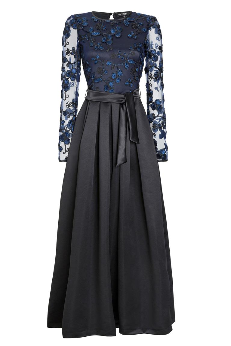 Ana Alcazar Black Label Luxus Abendkleid Juvendira