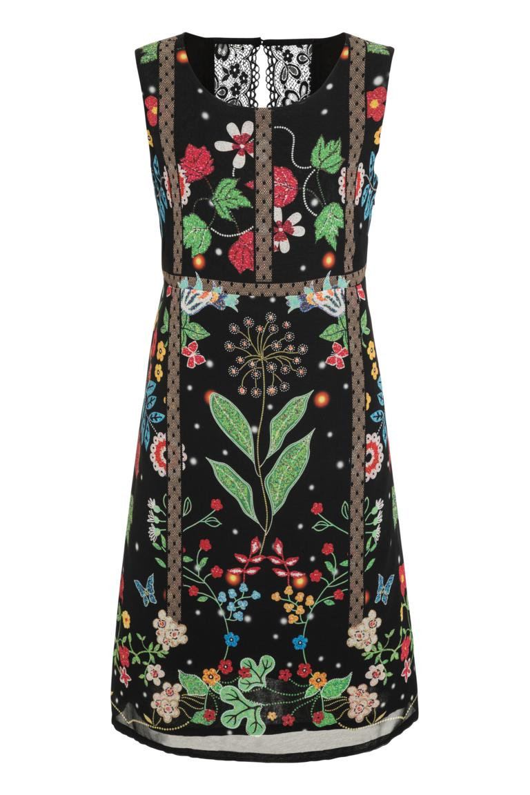 Ana Alcazar Limited Edition Flower Dress Mejana