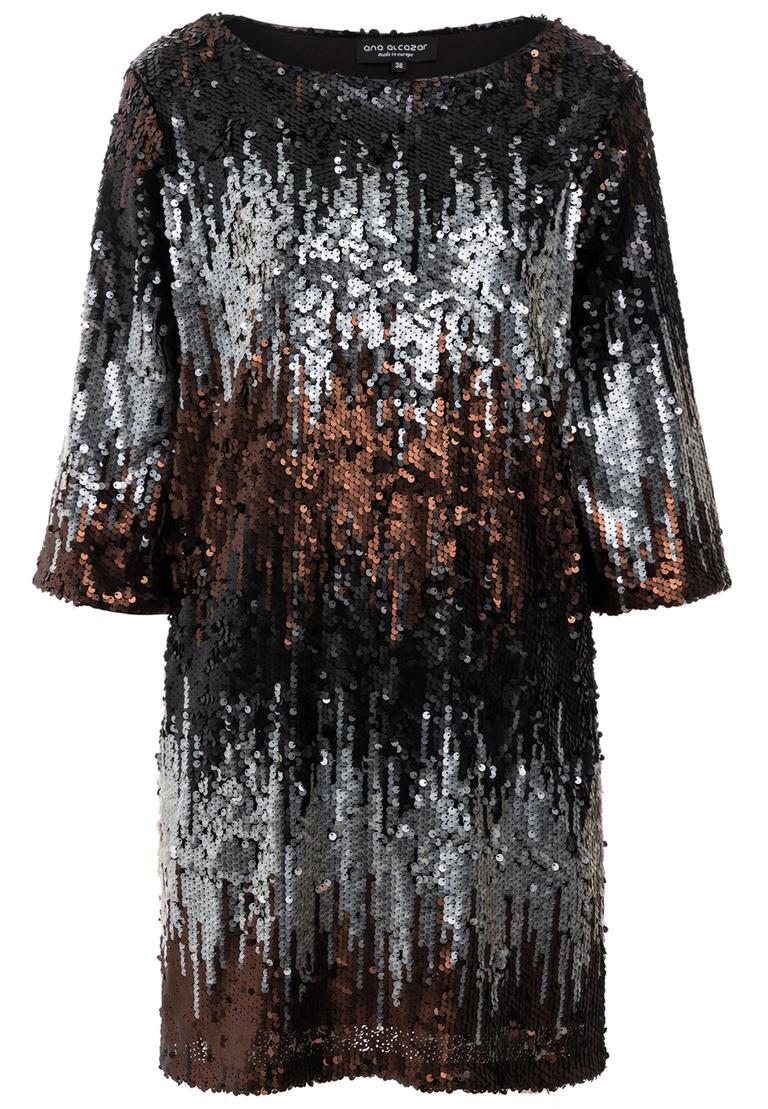 Ana Alcazar Sequin Dress Rimas