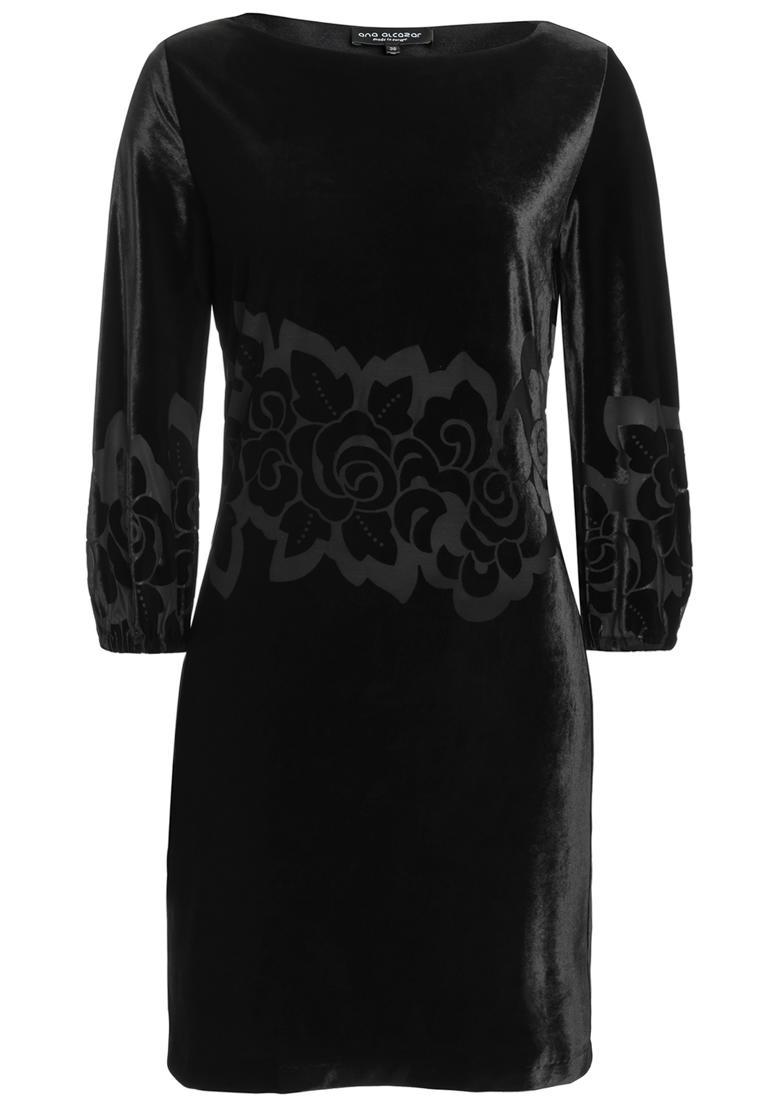 Ana Alcazar Velvet Dress Revita