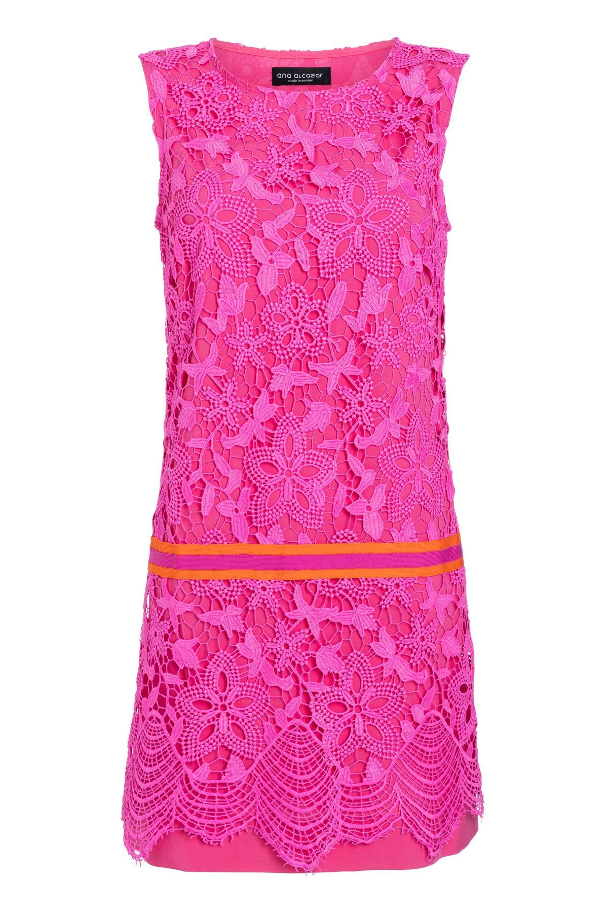 Ana Alcazar Sleeveless Dress Sagena