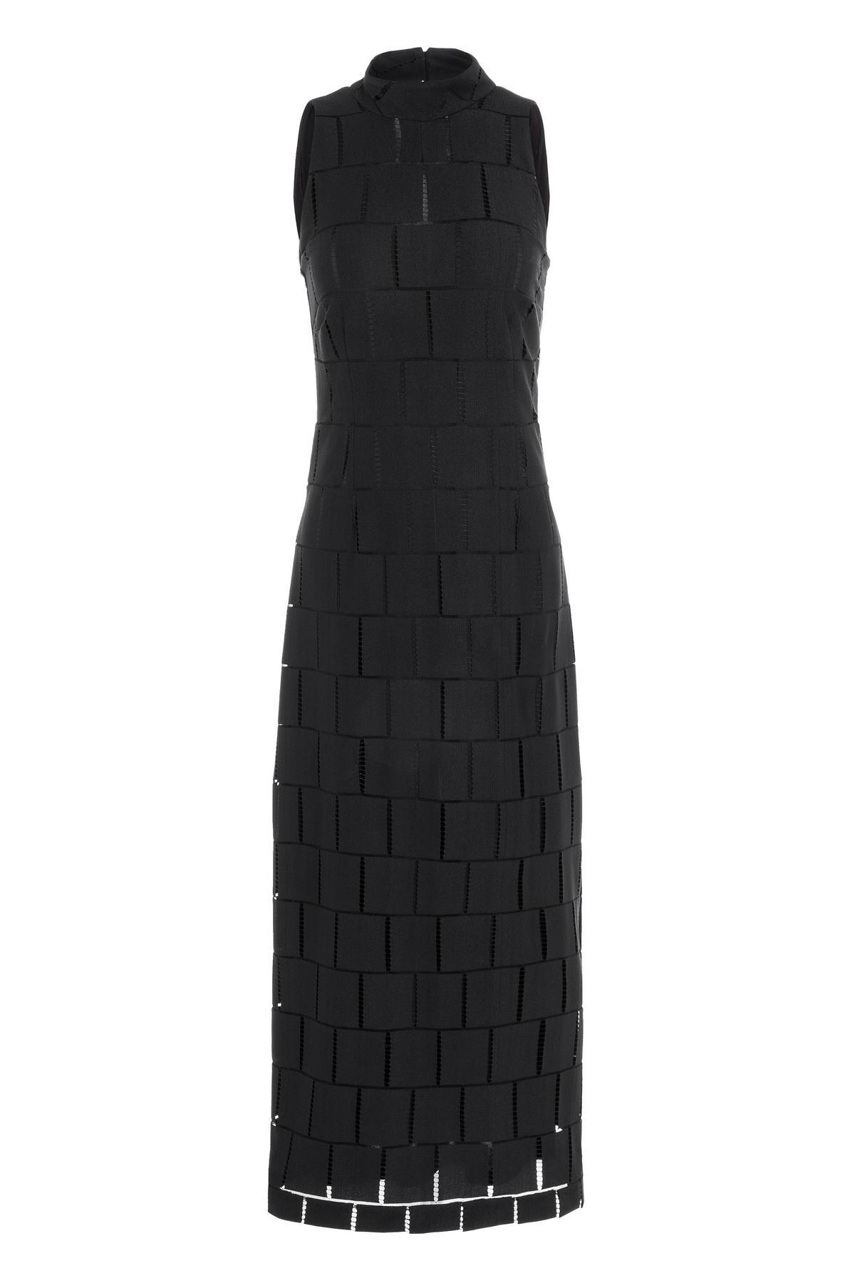 Ana Alcazar Maxi Dress Samita Black