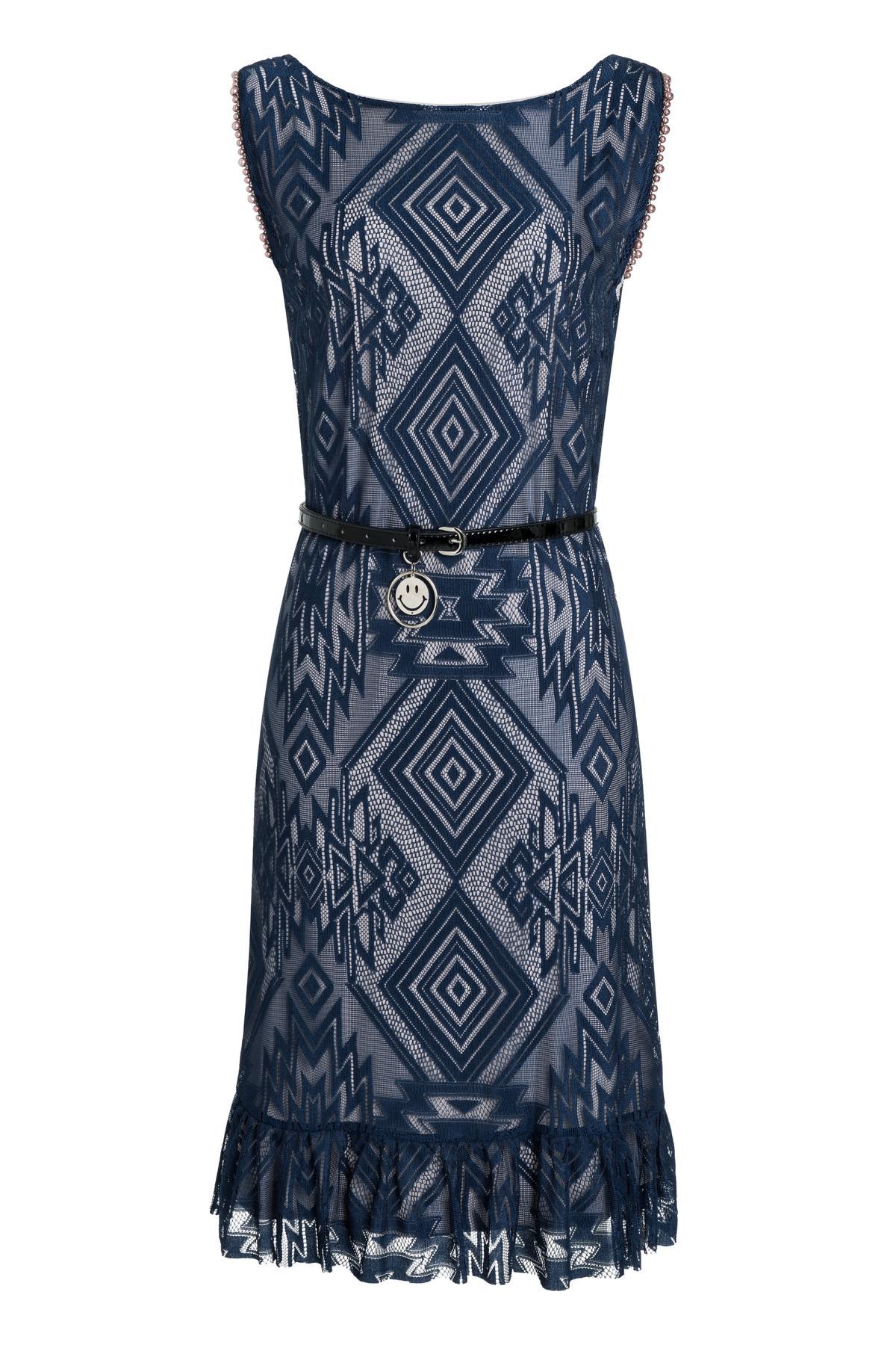 Ana Alcazar Sleeveless Dress Saprona