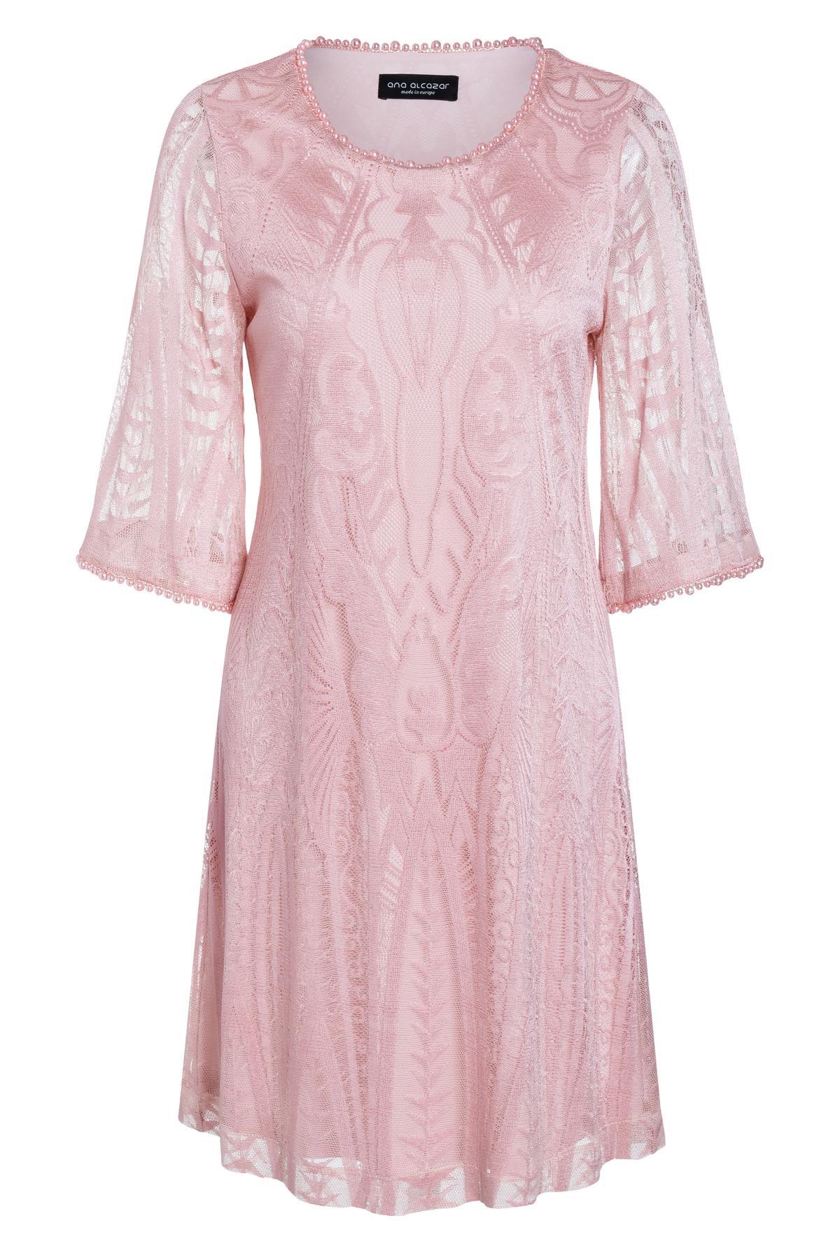 Ana Alcazar Shortsleeve Dress Sarivei