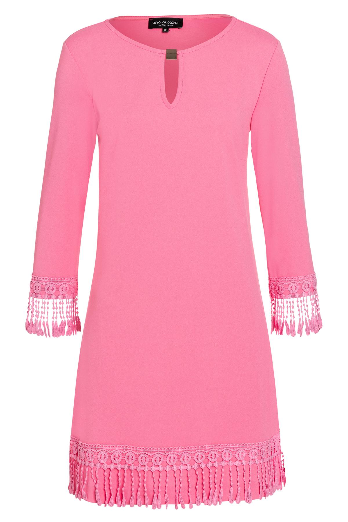 Ana Alcazar Tunic Dress Sawaly Rose