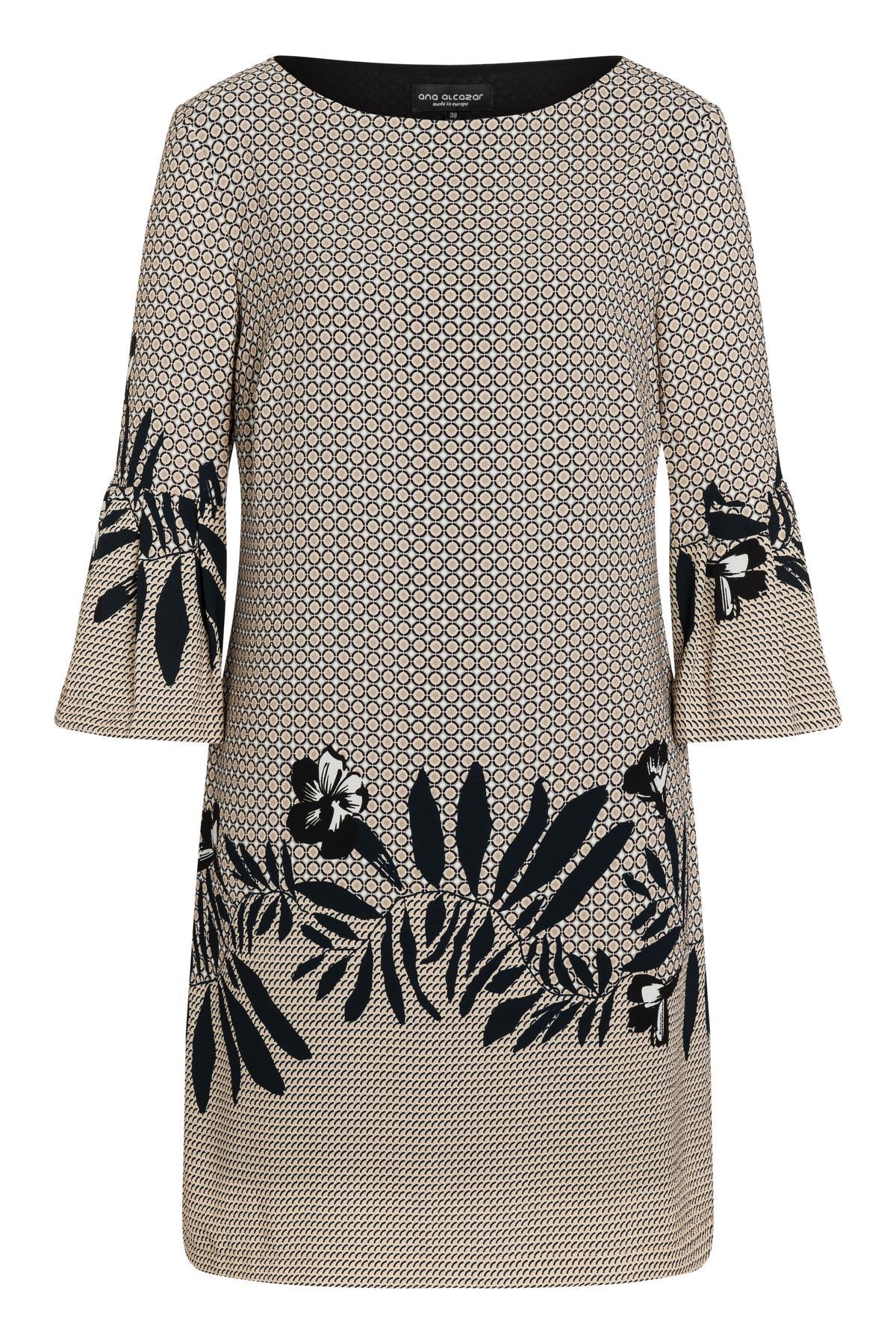 Ana Alcazar Sleeve Dress Serone