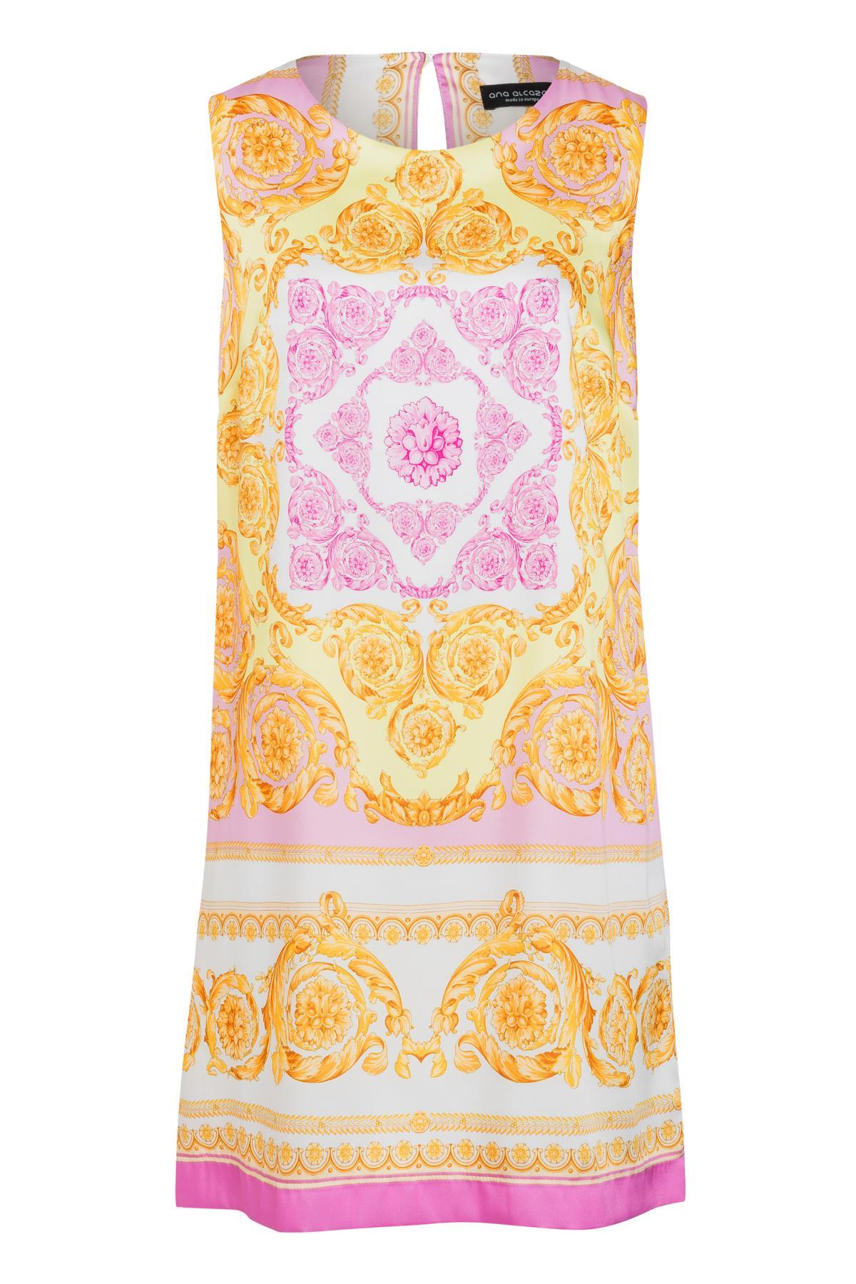 Ana Alcazar A-Shaped Dress Seofane