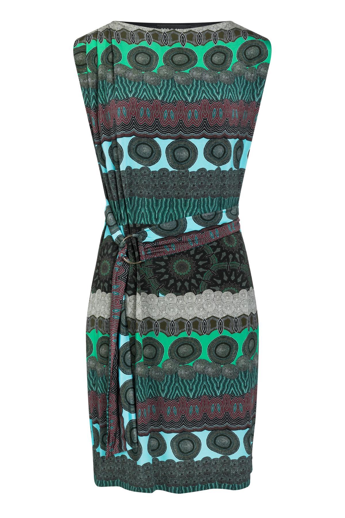 Ana Alcazar Belt Dress Sesusi