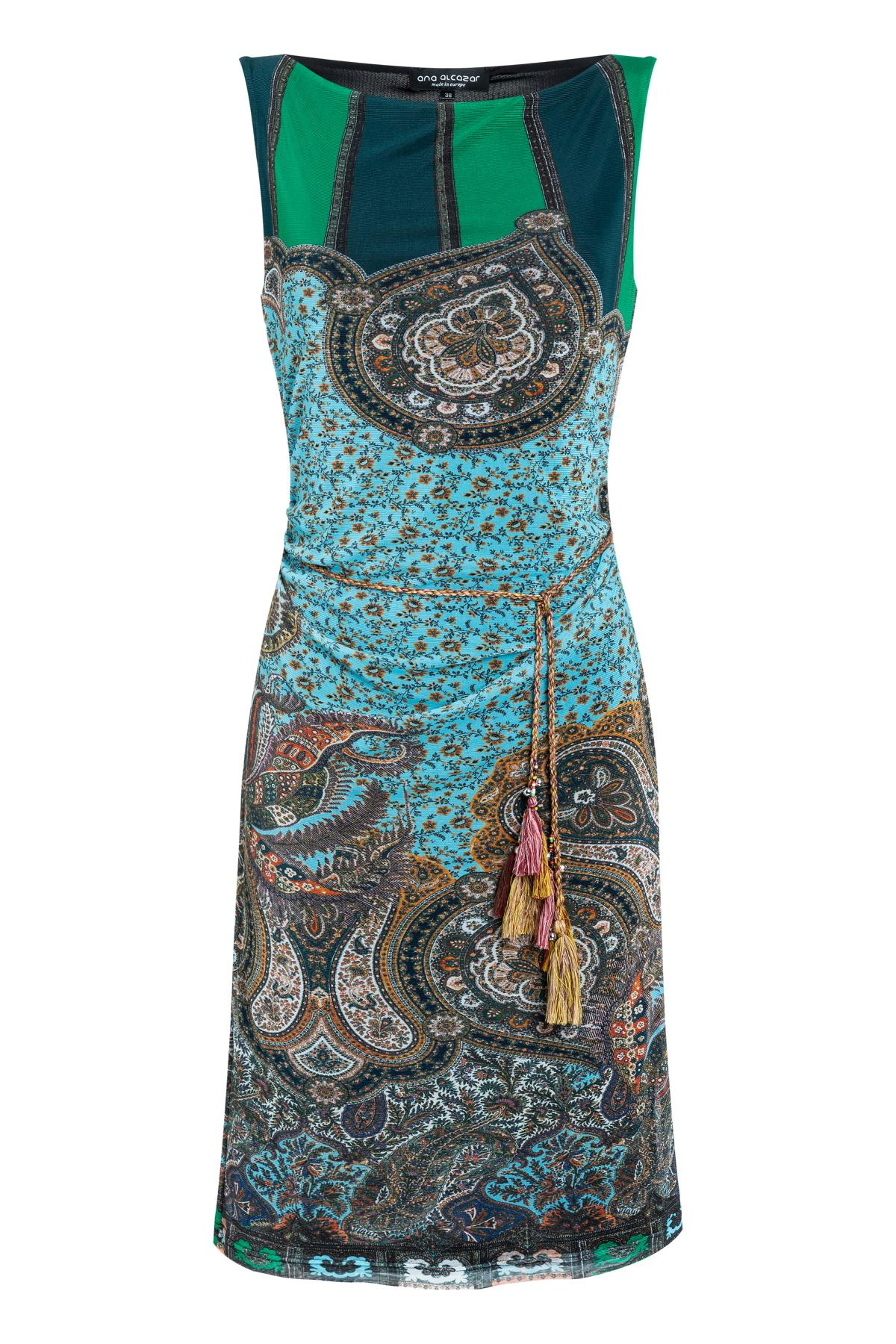 Ana Alcazar Shift Dress Shalosa