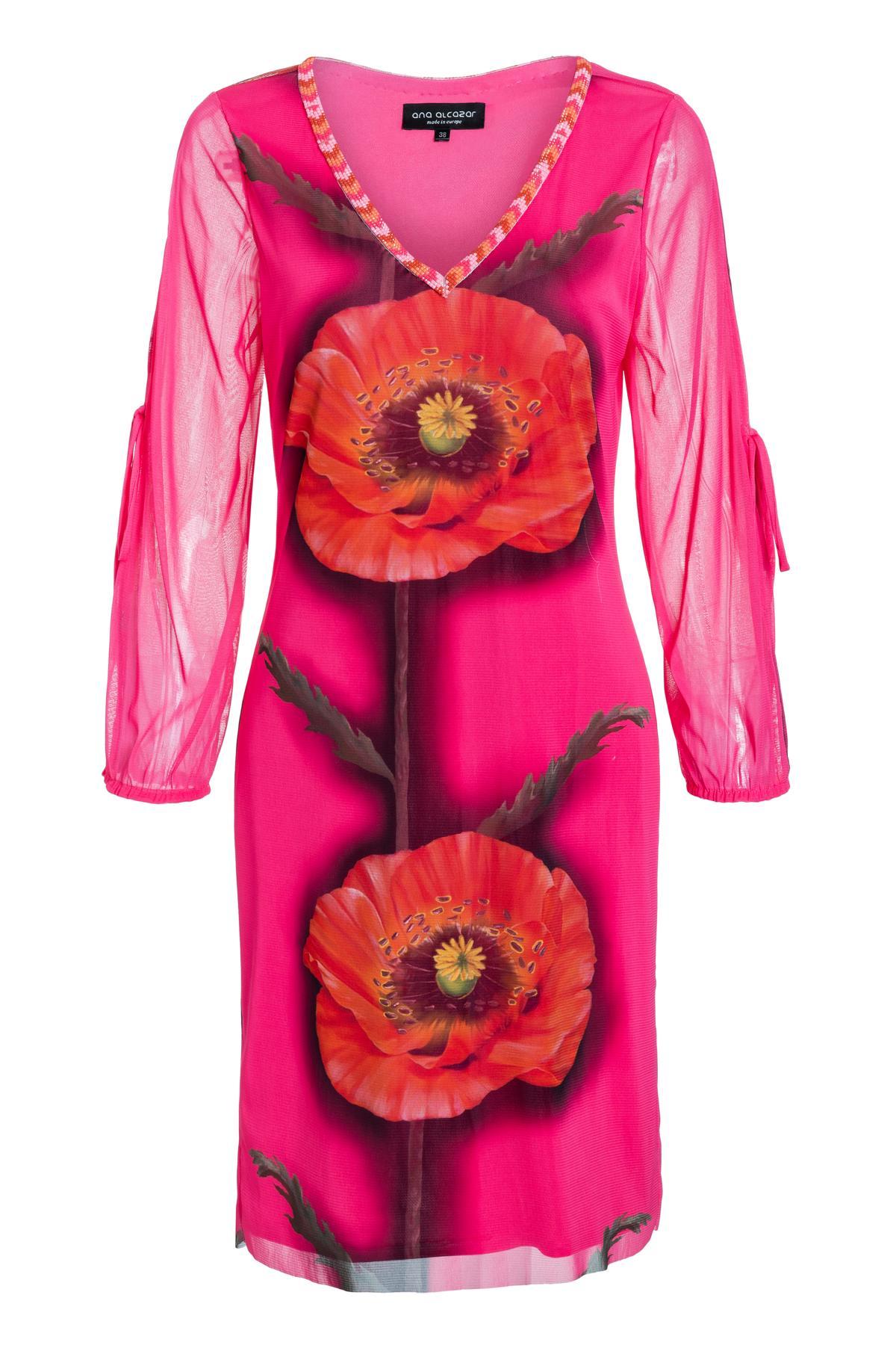 Ana Alcazar Deco Dress Siamote