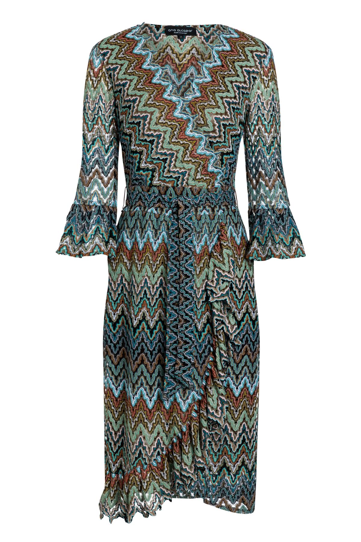 Ana Alcazar Wrap Dress Sosante