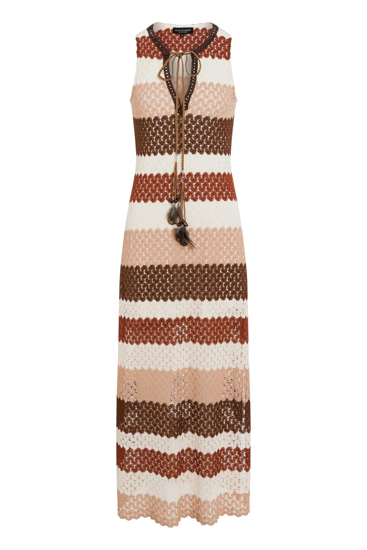Ana Alcazar Midi Dress Spuna