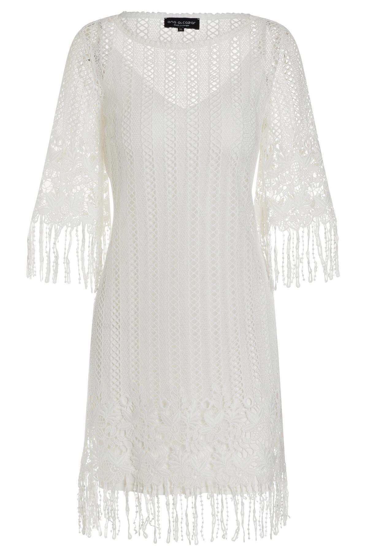 Ana Alcazar Lace Dress Tadi