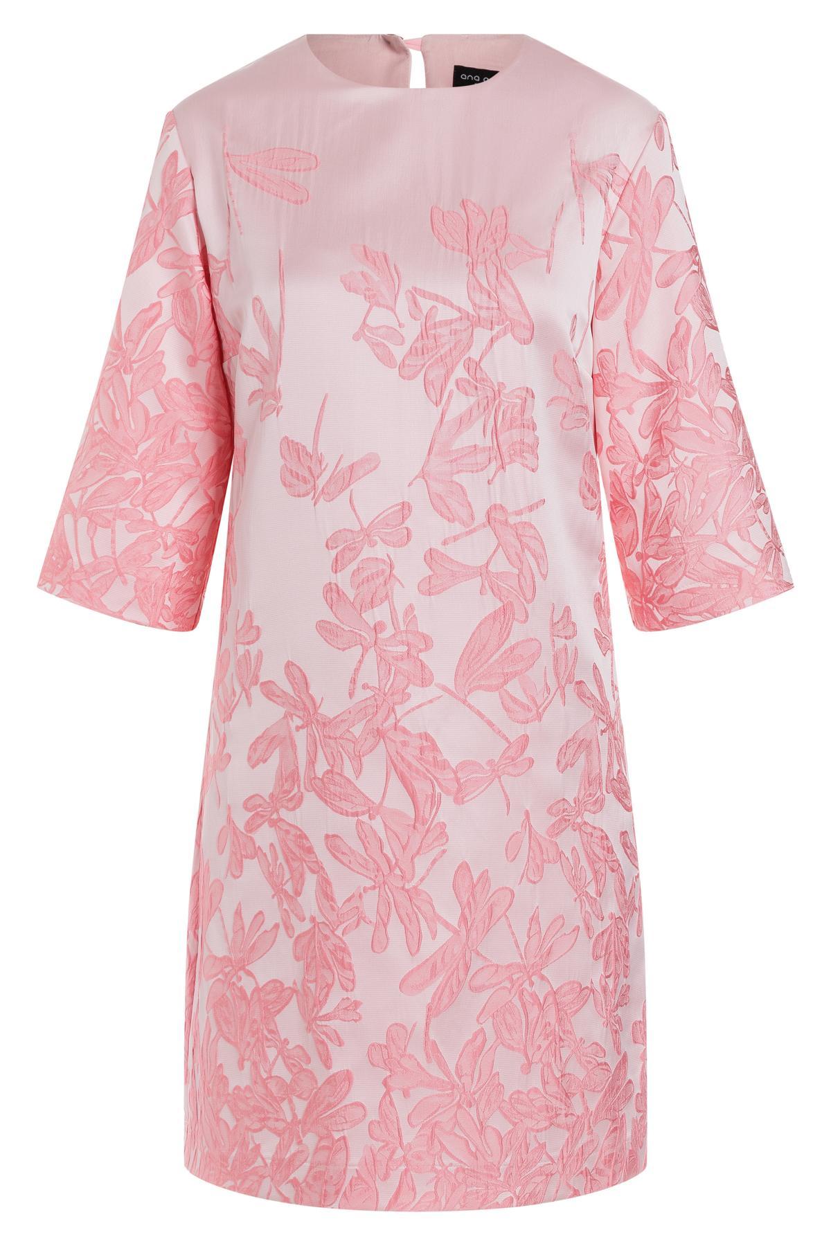 Ana Alcazar Sleeve Dress Tafosa