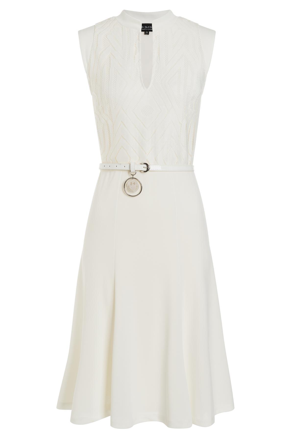 Ana Alcazar Mix Dress Tahal