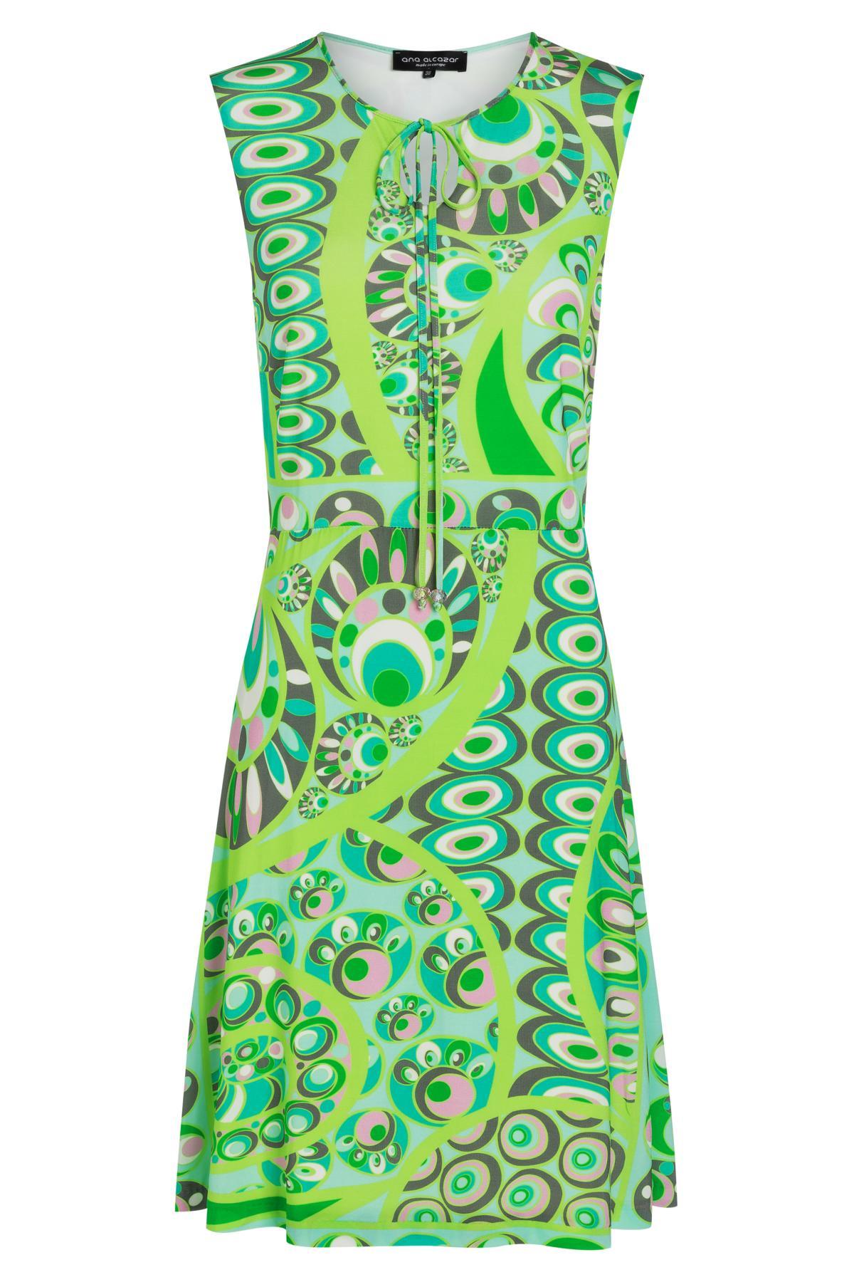 Ana Alcazar Simple Dress Teomy