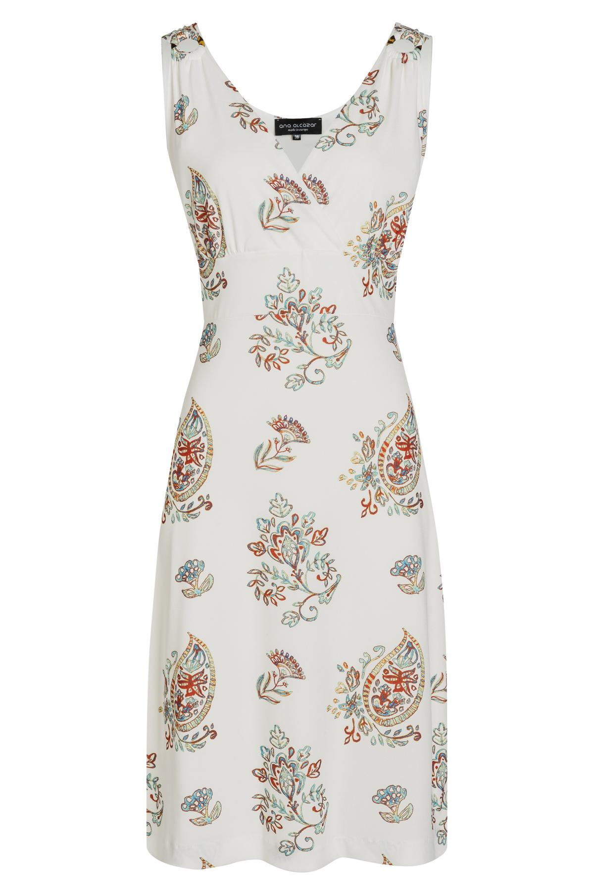 Ana Alcazar Tailliertes Kleid Tesmy