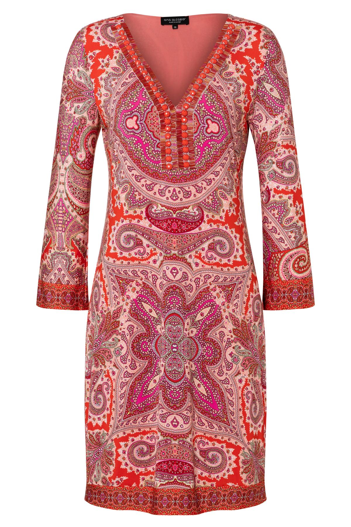 Kleid Mit Paisley Muster Modepark Rother Online Shop 3