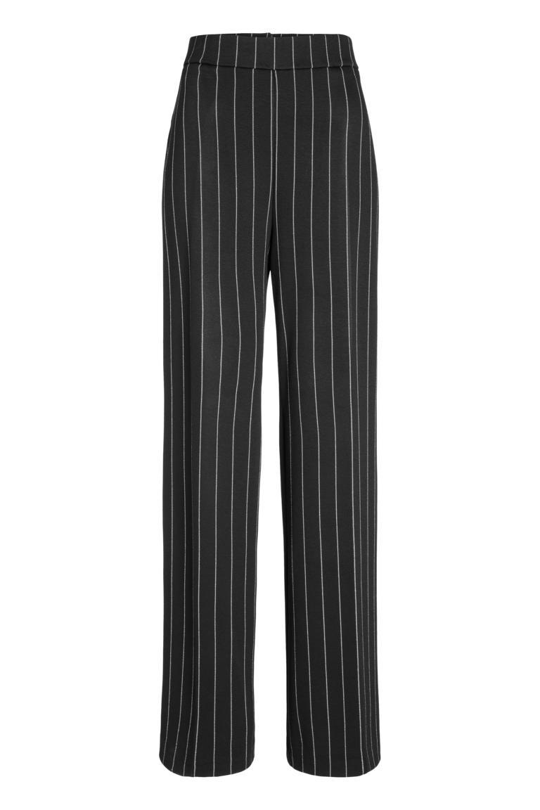 Ana Alcazar Striped Pants Petana