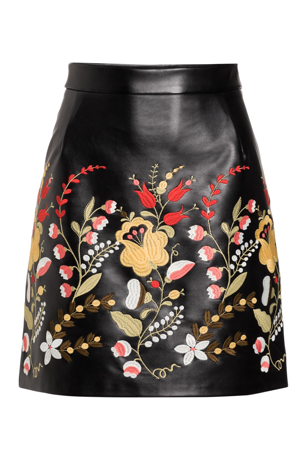Ana Alcazar Mini Skirt Orinwe