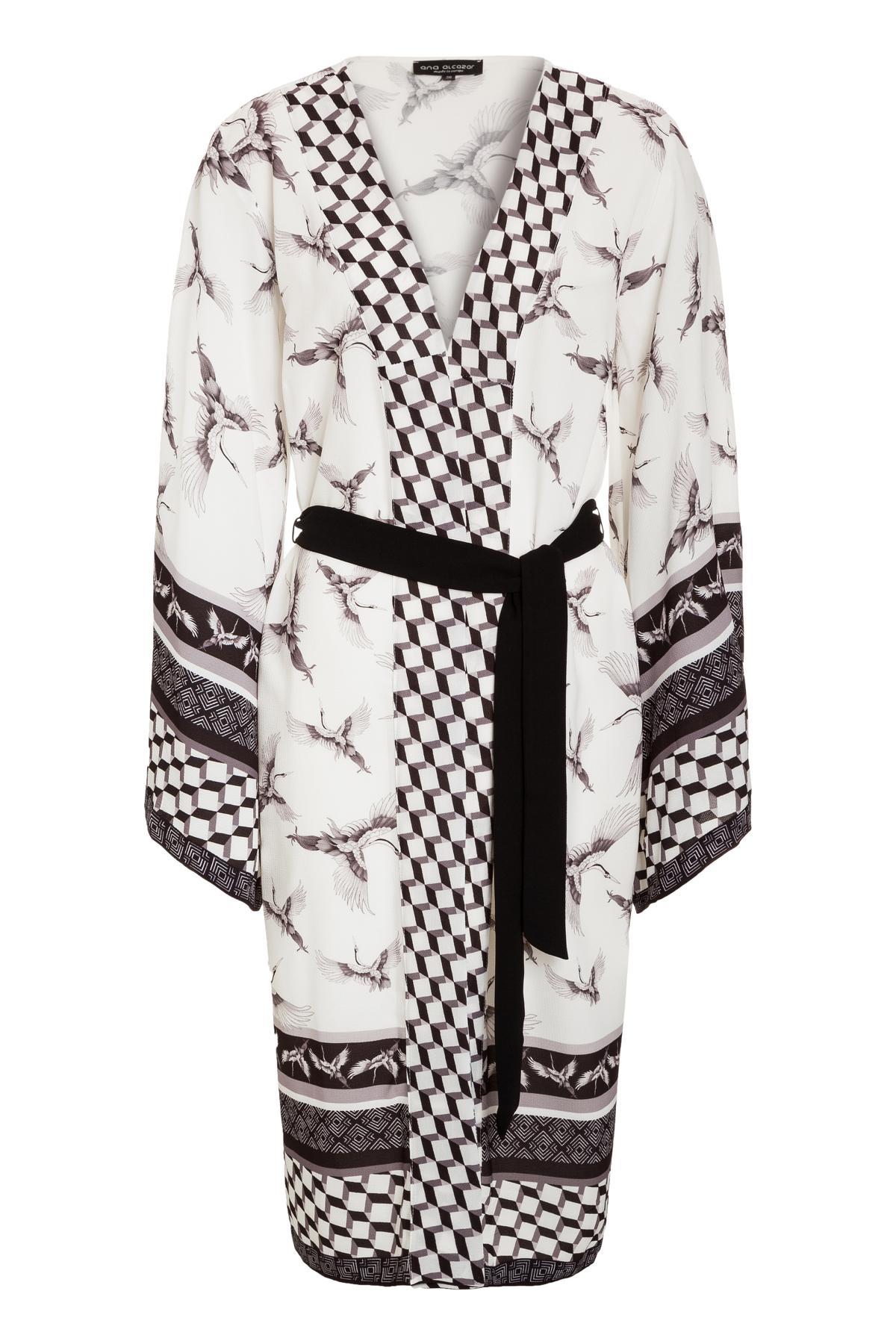 Ana Alcazar Kimono Meybel White
