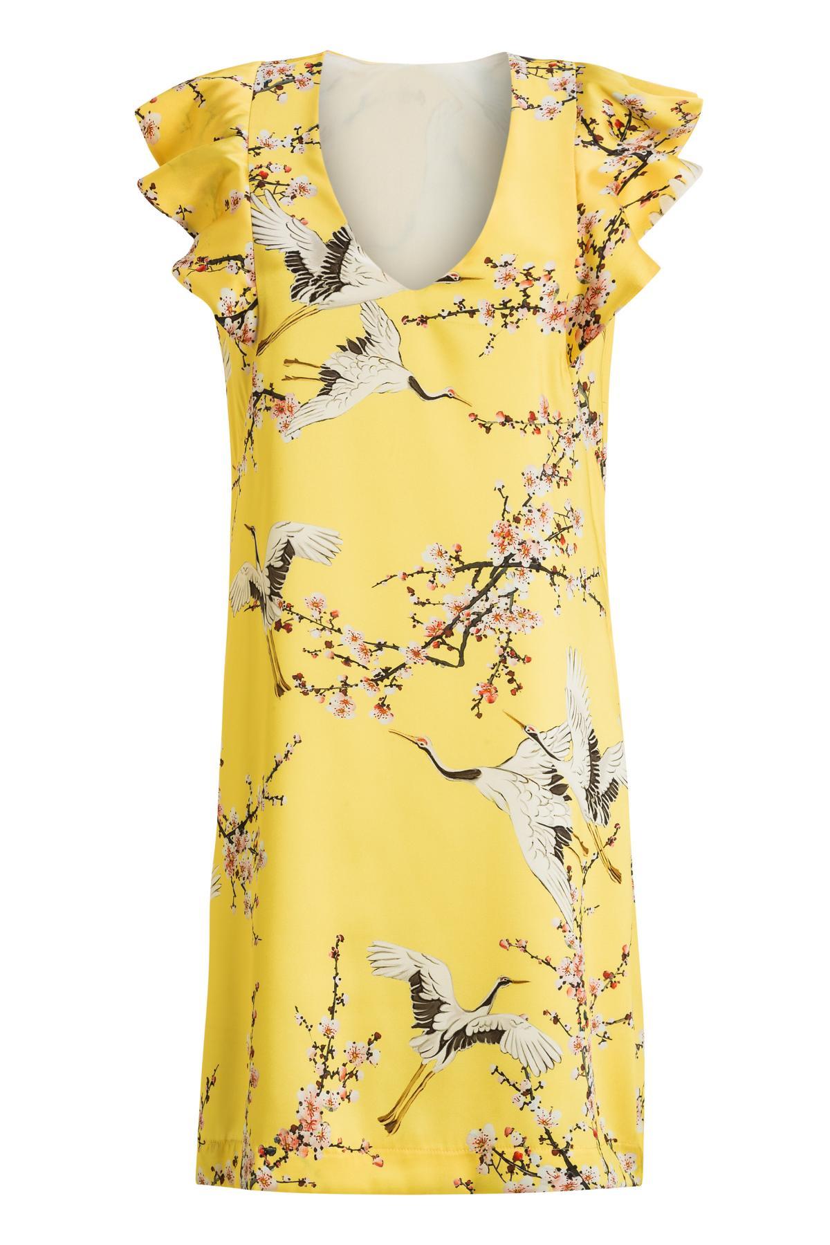 Ana Alcazar A-Shaped Dress Mirany