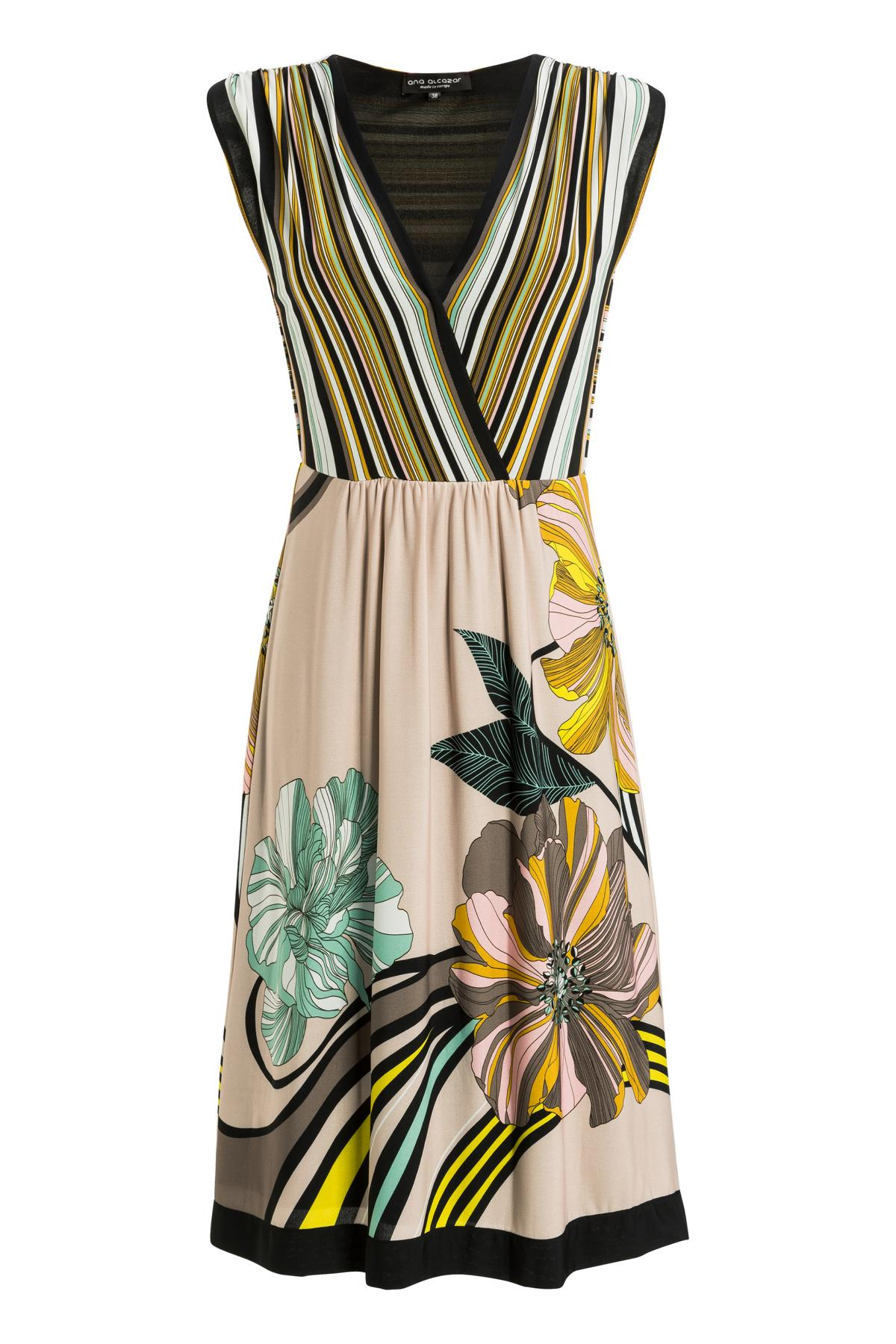 Ana Alcazar Jersey Dress Majandres