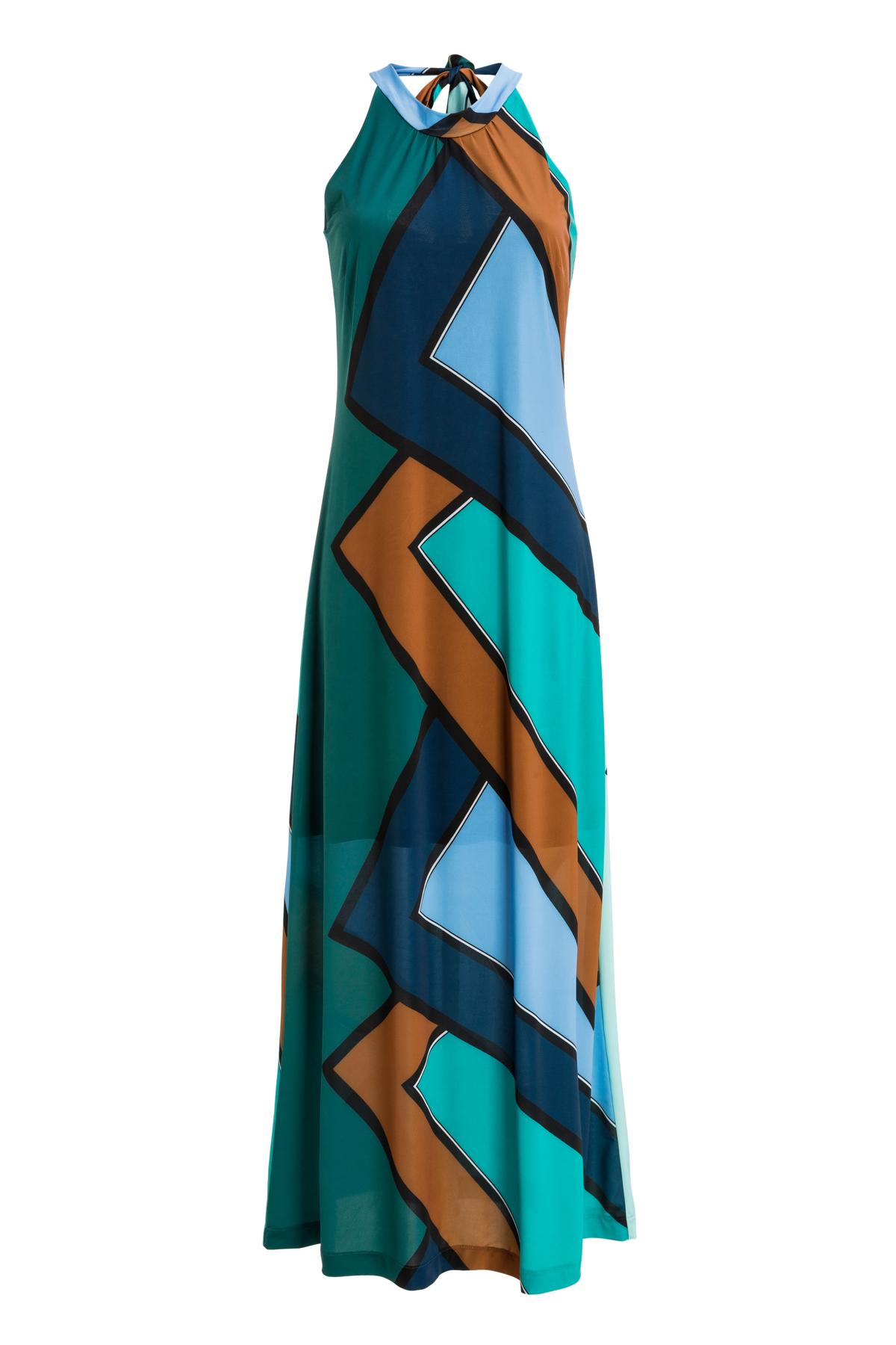 Ana Alcazar Maxi Dress Mancyna