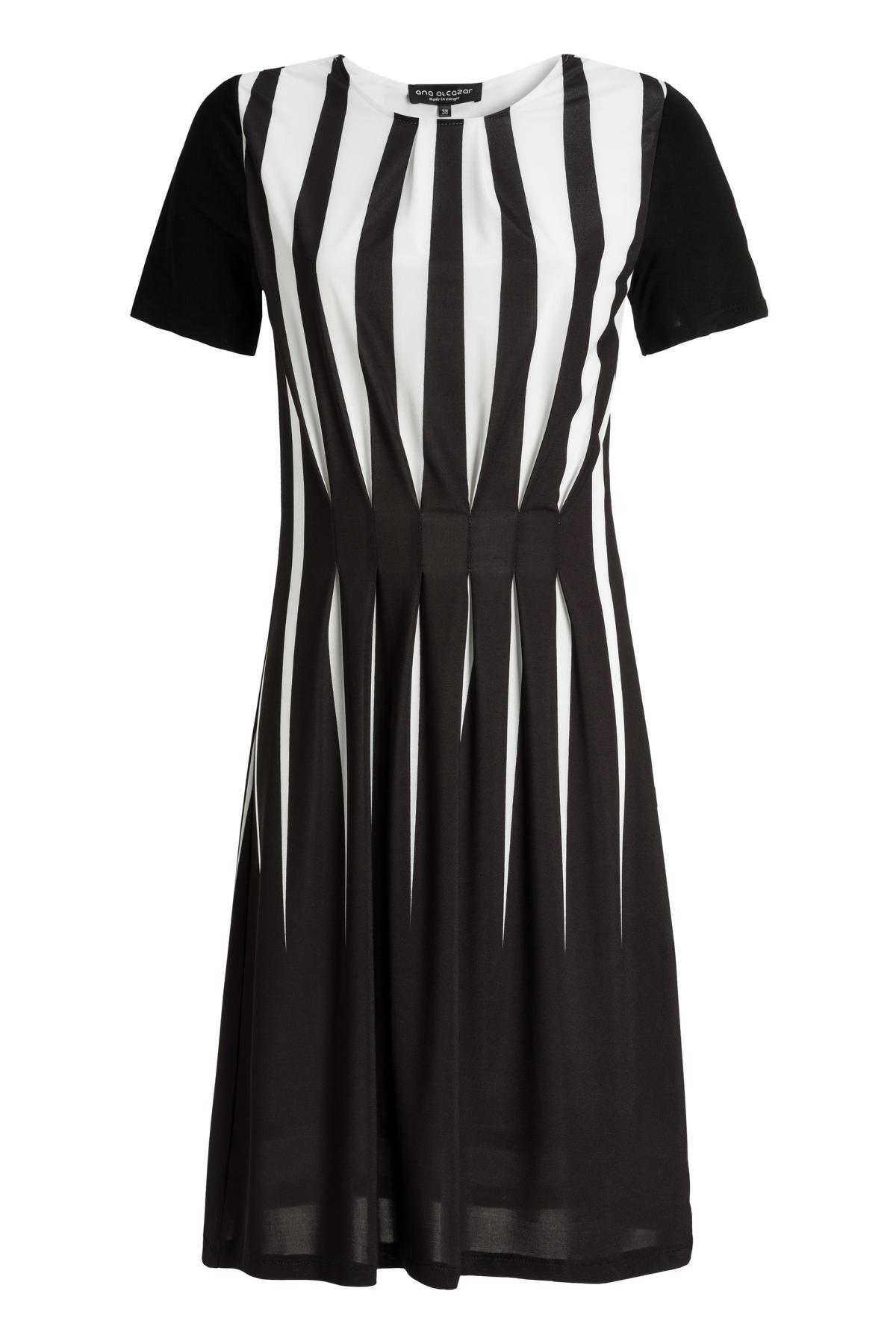 Ana Alcazar Stripe Dress Marisea