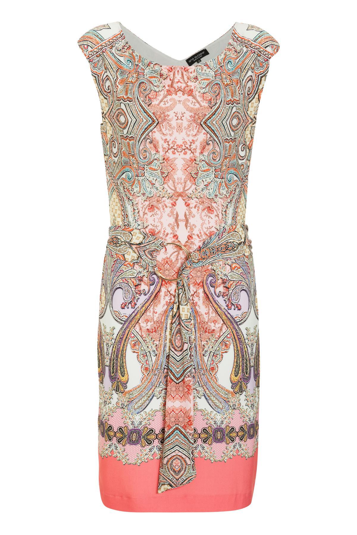 Ana Alcazar Paisley Dress Medynora