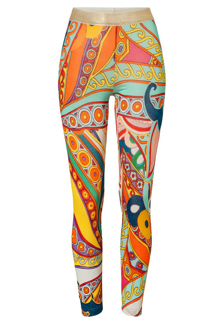 Ana Alcazar Leggings Nikta Multicoloured