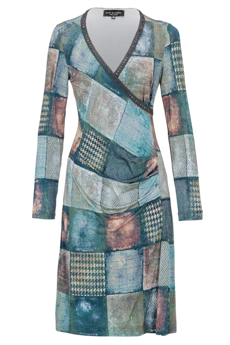 Ana Alcazar Wrap Dress Destony