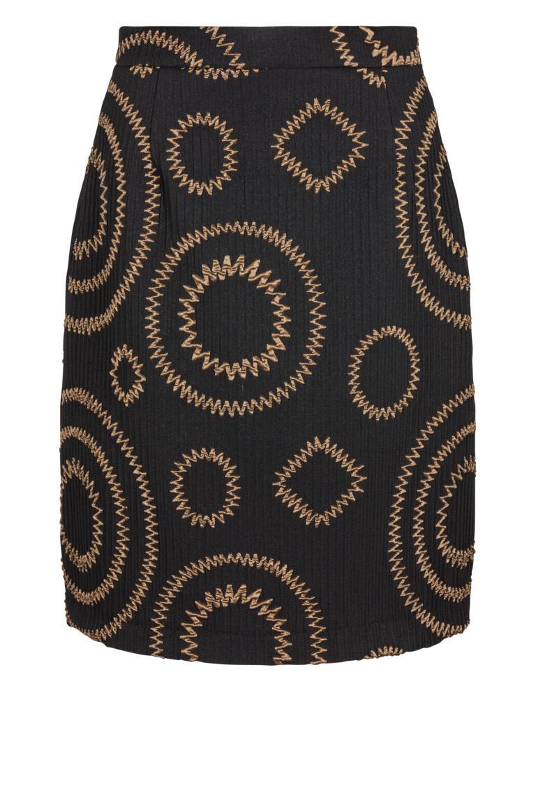 Ana Alcazar A-Shaped Skirt Kleara