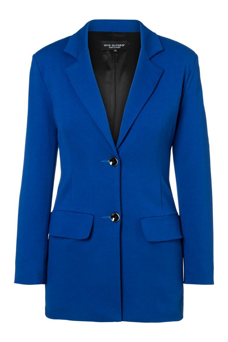 Ana Alcazar Blazer Onide Blue