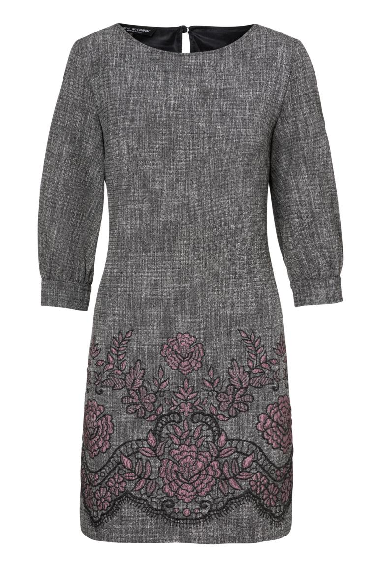 Ana Alcazar Sleeve Dress Omorni