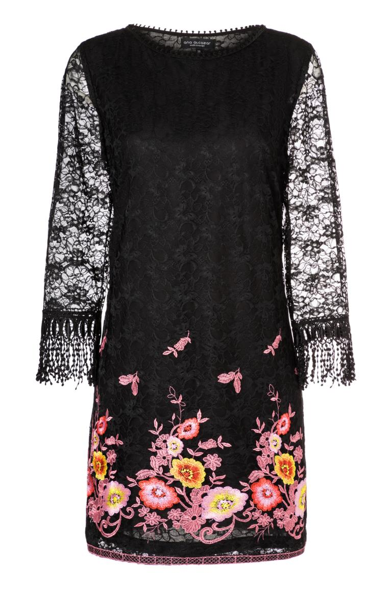 Ana Alcazar A-Linien-Kleid Obany