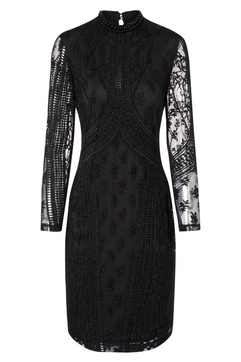 Ana Alcazar Lace Dress Orintys