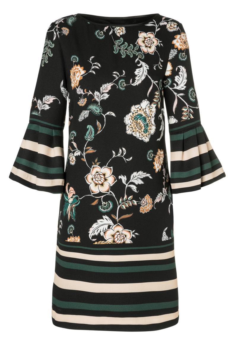 Ana Alcazar Pleated Dress Ozale