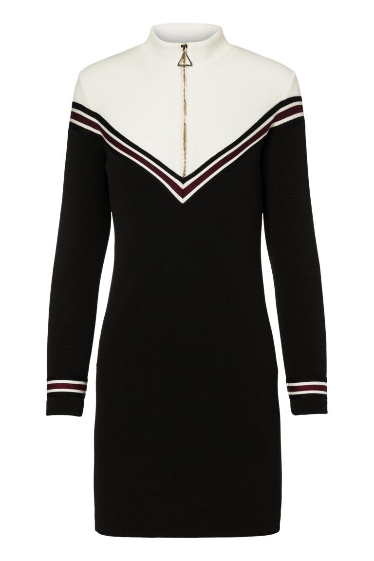 Ana Alcazart Sporty Dress Polia Black