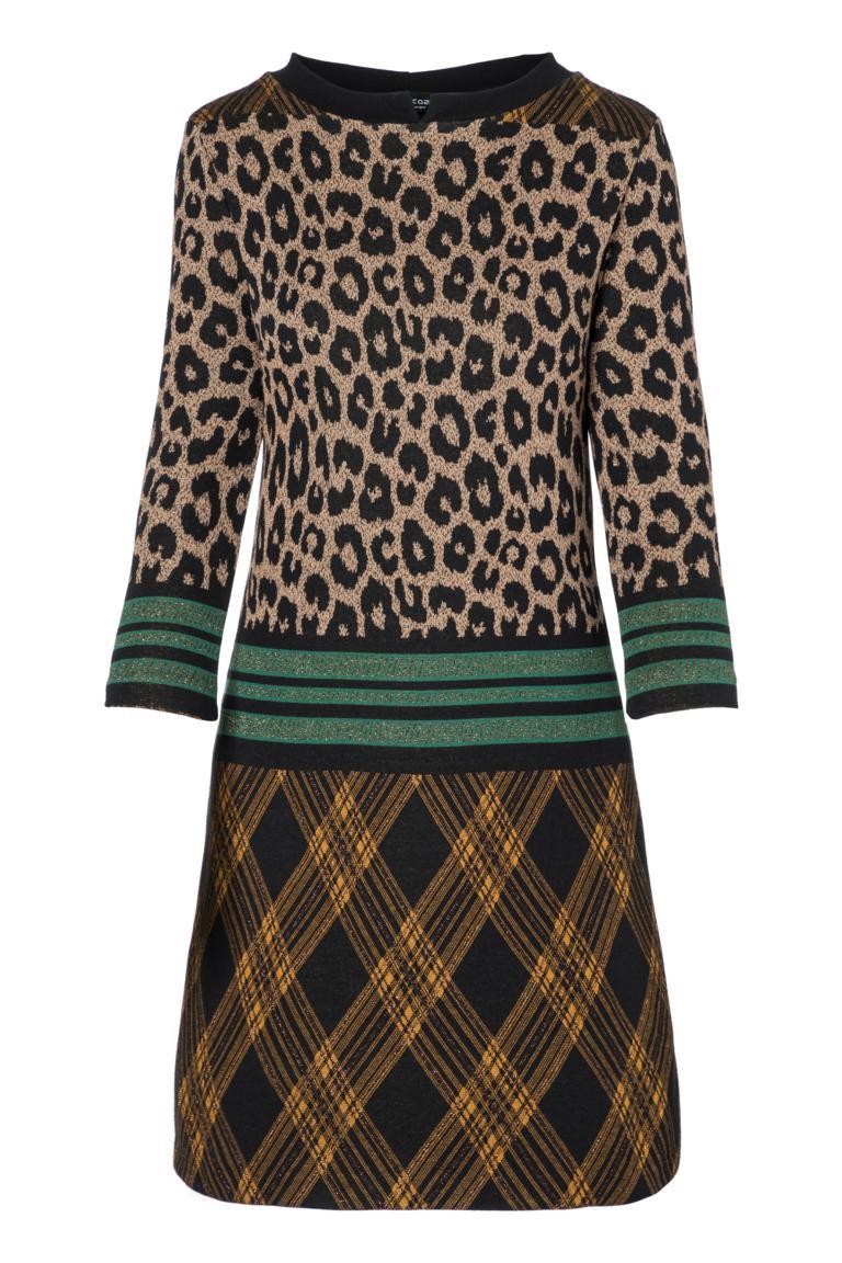Ana Alcazar A-Linien-Kleid Parthys