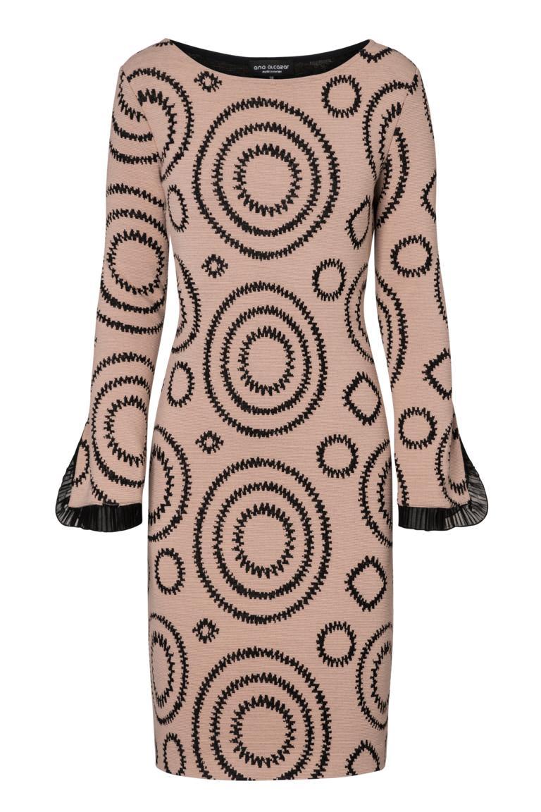 Ana Alcazar A-Linien-Kleid Pepati Rose