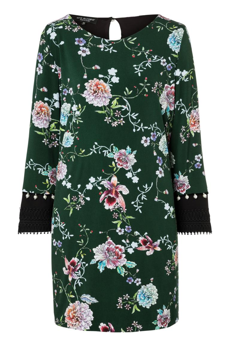 Ana Alcazar Asia Dress Polxyse