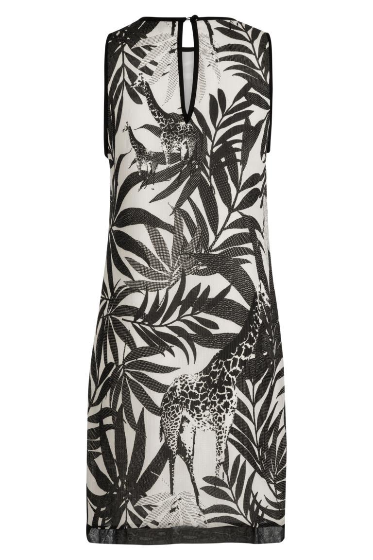 Rückansicht von Ana Alcazar A-Linien Kleid Nelda