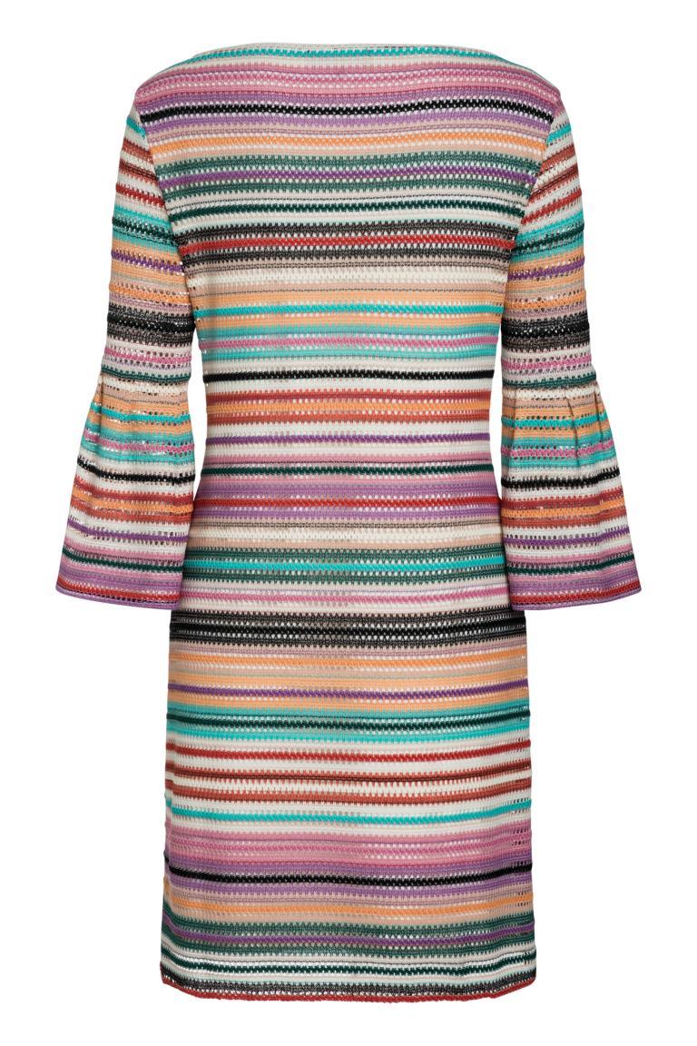 Rückansicht von Ana Alcazar Limited Edition Sommerkleid Mynika