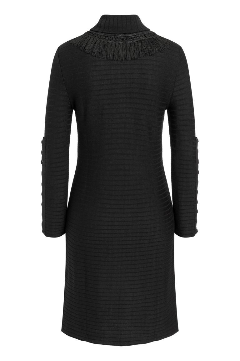 Rückansicht von Ana Alcazar Deko-Kleid Pomeny Schwaz