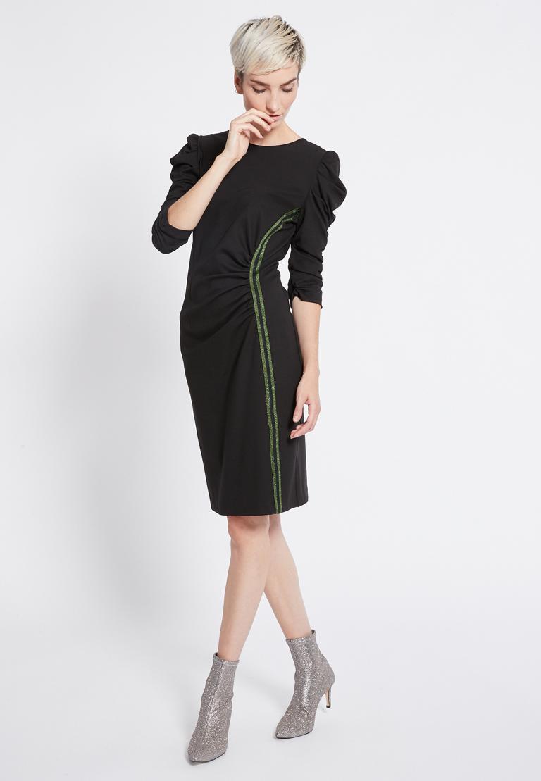 Rückansicht von Ana Alcazar Night-Out Kleid Resy