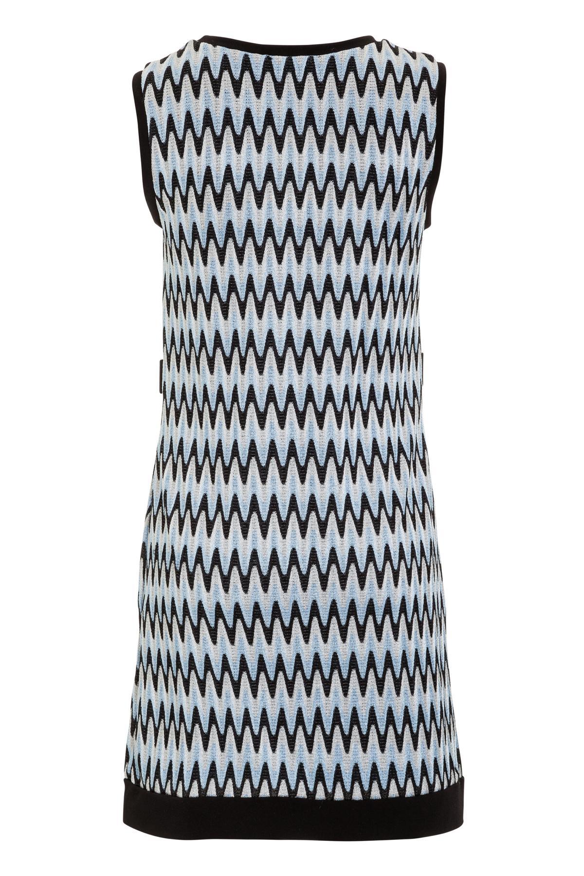 Rückansicht von Ana Alcazar A-Linien Kleid Mailyke