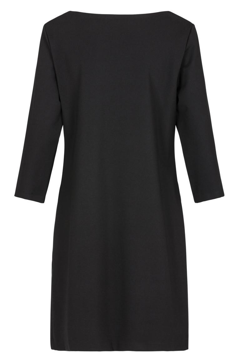 Rückansicht von Ana Alcazar A-Linien Kleid Keylis  angezogen an Model