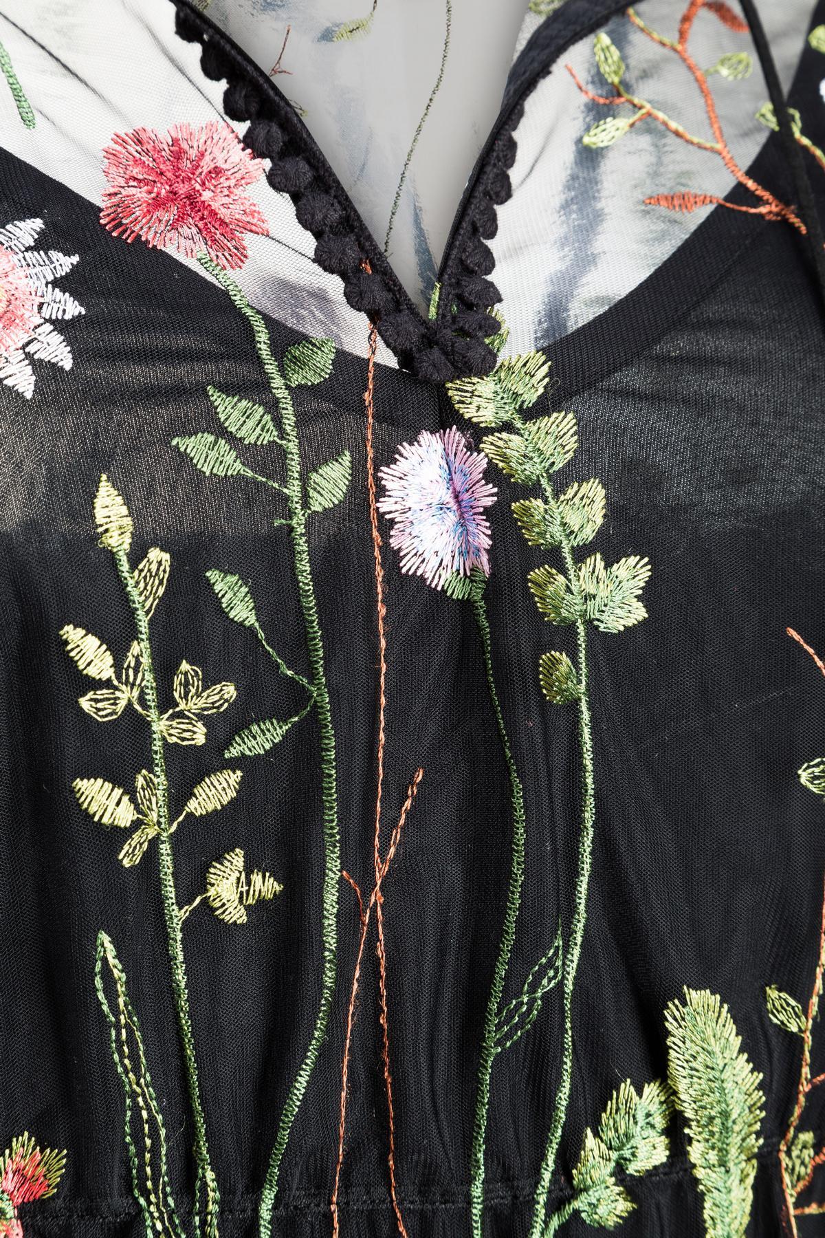 Detailansicht von Ana Alcazar Limited Edition Tüllkleid Mabel